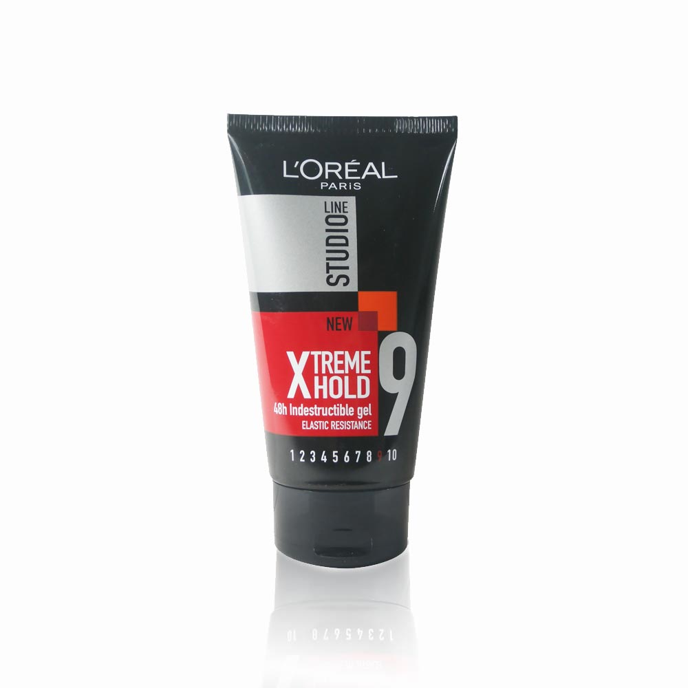 l oreal studio line indestructible gel tube extreme hold