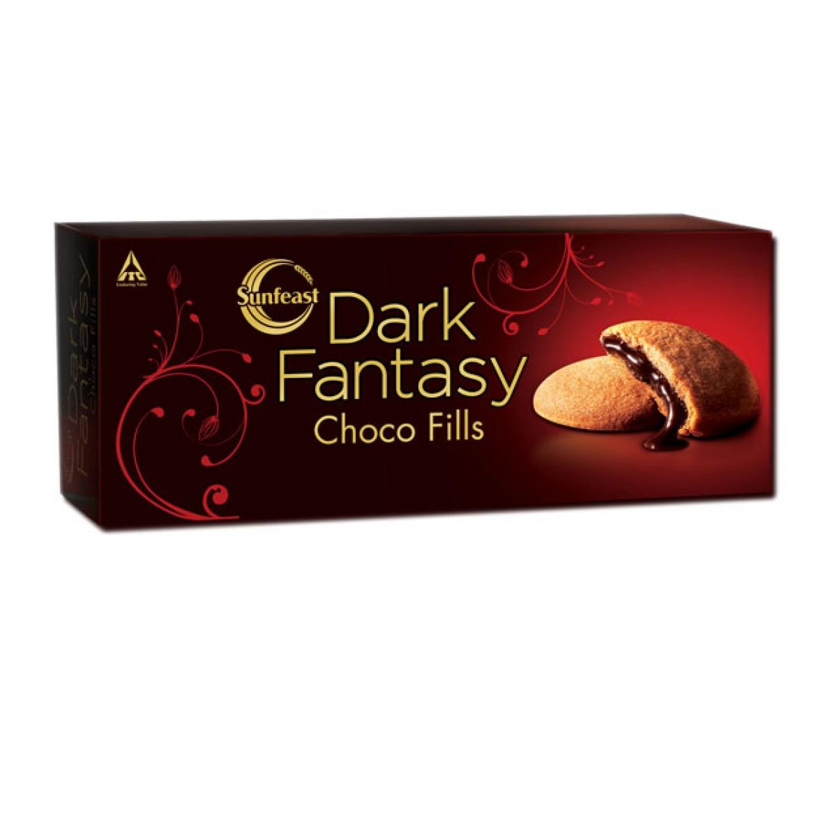 Sunfeast Dark Fantasy Choco Fills Biscuit Easybuy Lk