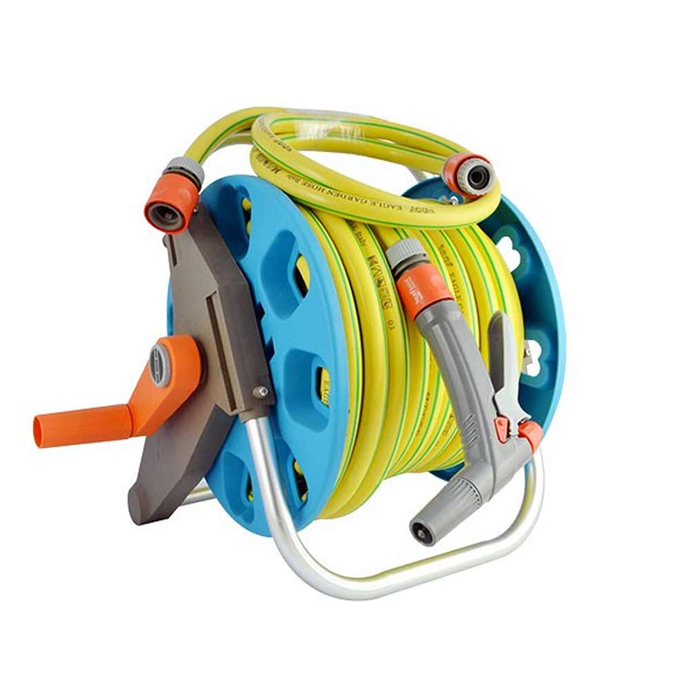 10-meter-Water-Hose-Reel-Set-with-Spray-  sc 1 st  easybuy.lk & 10 meter Water Hose Reel Set - easybuy.lk online store in Sri Lanka ...