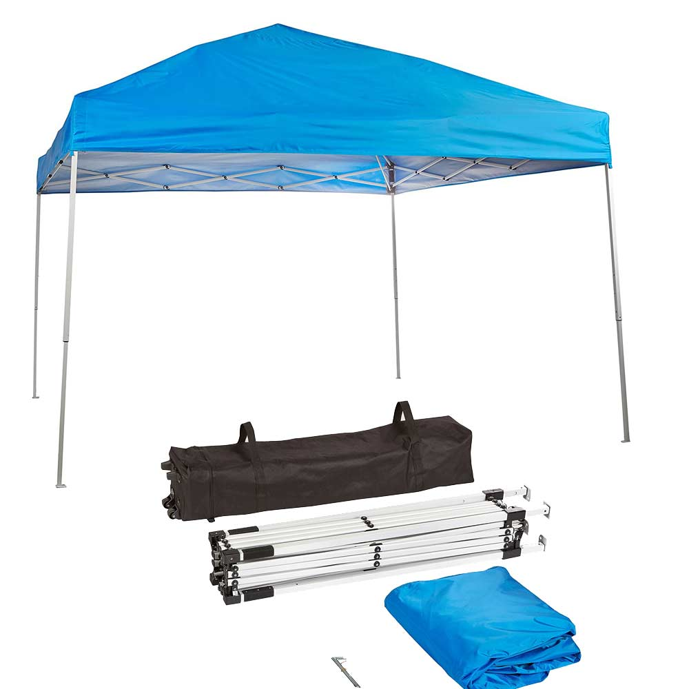 Pop-Up-Canopy-Tent-10-x-10-Feet  sc 1 st  easybuy.lk & Folding Canopy Tent with Powder Coated Frames (3x3m) 10 x 10 ft ...